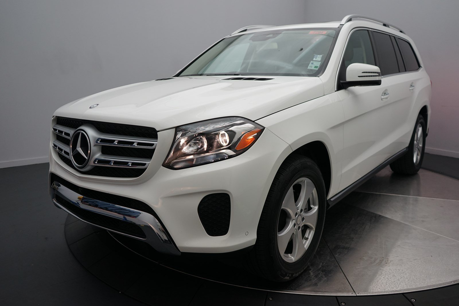 Pre owned 2017 mercedes benz gls gls 450 sport utility in for Used mercedes benz gls450