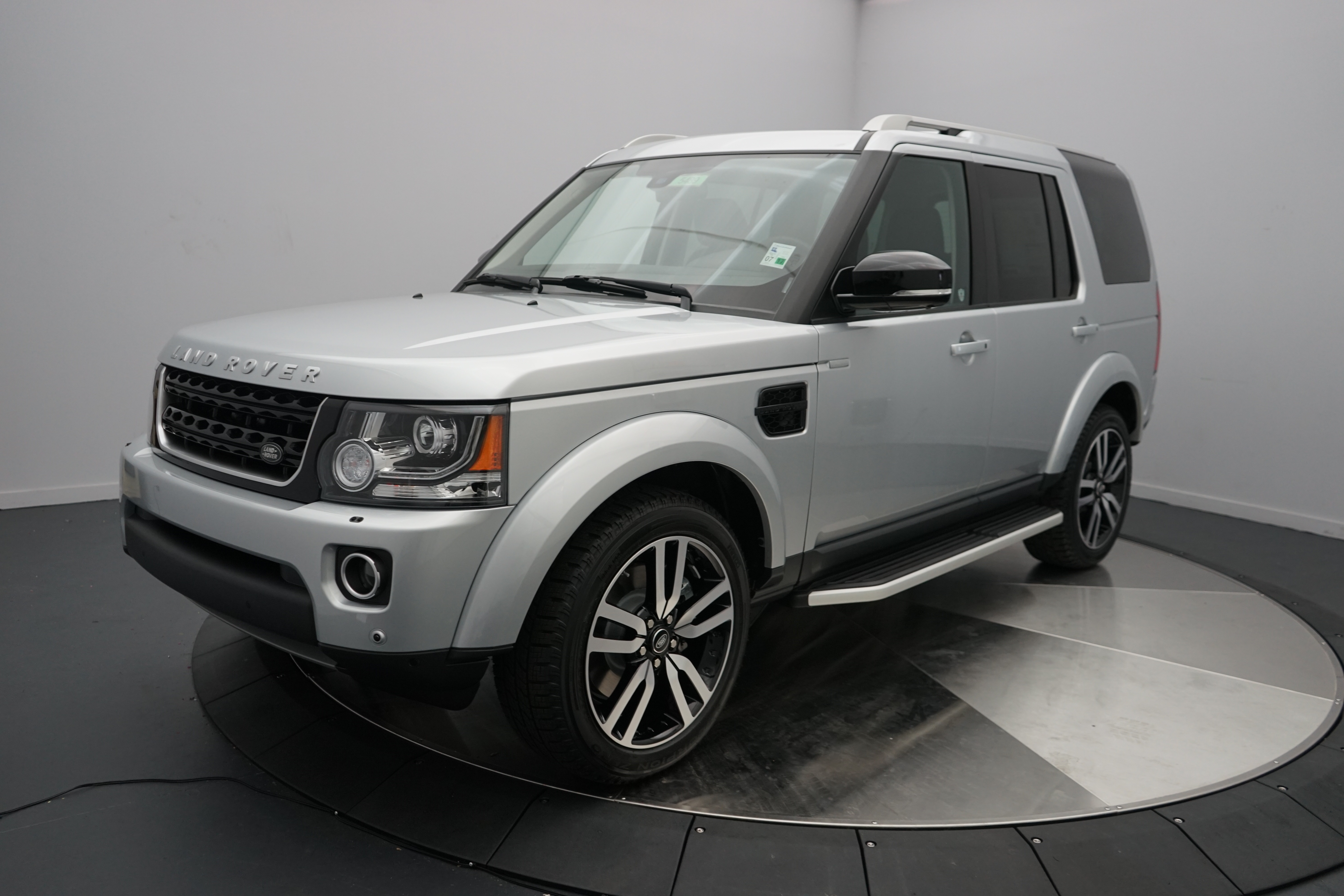 New 2016 Land Rover Lr4 Sport Utility In Shreveport 5266