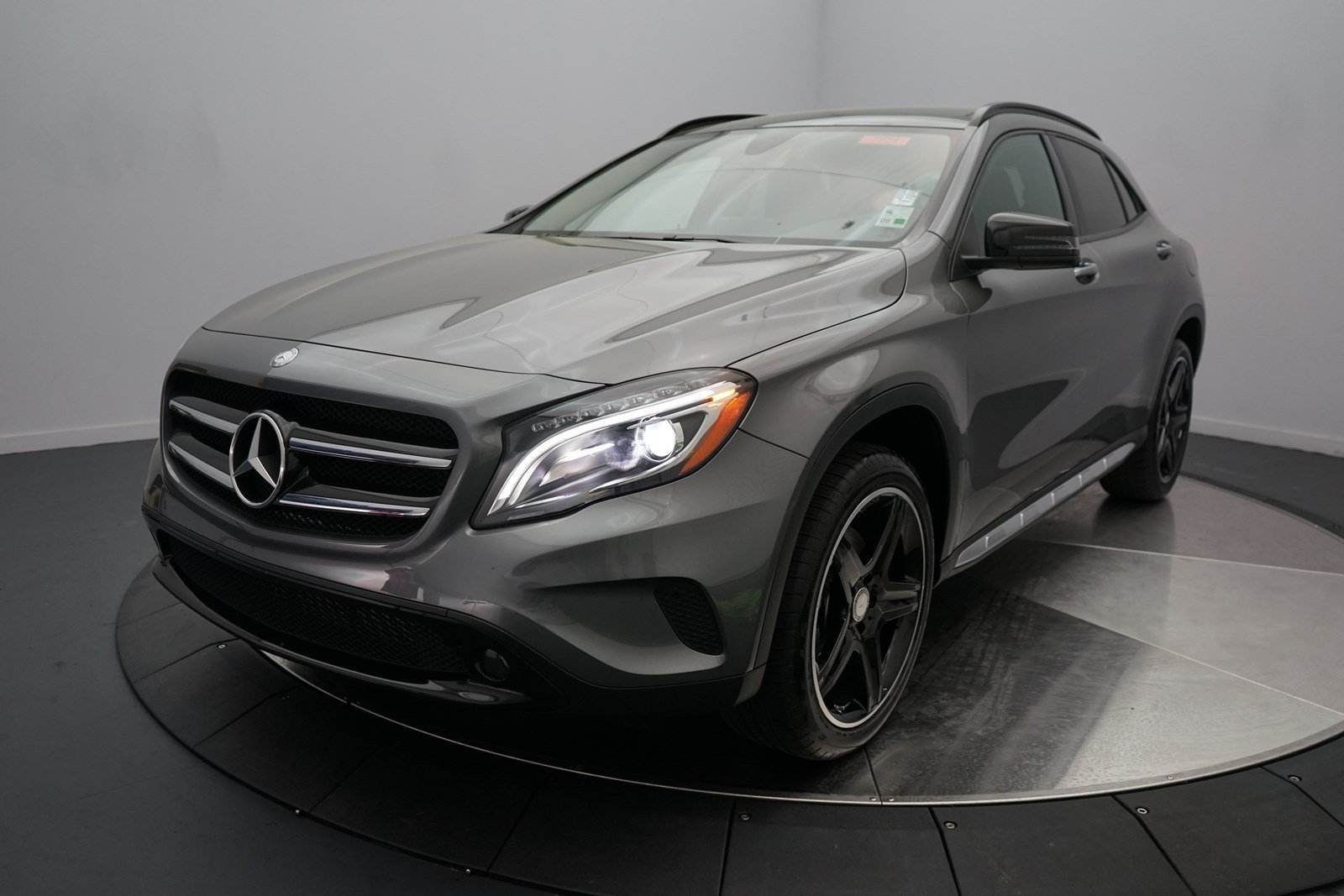 pre owned 2017 mercedes benz gla gla250 sport utility in shreveport 7929a land rover of. Black Bedroom Furniture Sets. Home Design Ideas